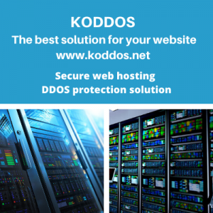 Koddos the best DDOS protection solution